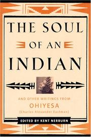 Cover of: The Soul of an Indian | Kent Nerburn