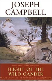 Cover of: The flight of the wild gander