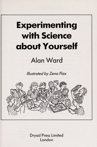 Experimenting With Science by Alan Ward