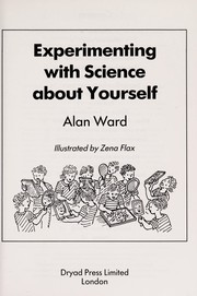 Cover of: Experimenting With Science | Alan Ward