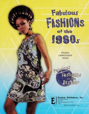 Cover of: Fabulous fashions of the 1960s