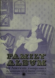Cover of: Family album for Americans | Kraus, Michael