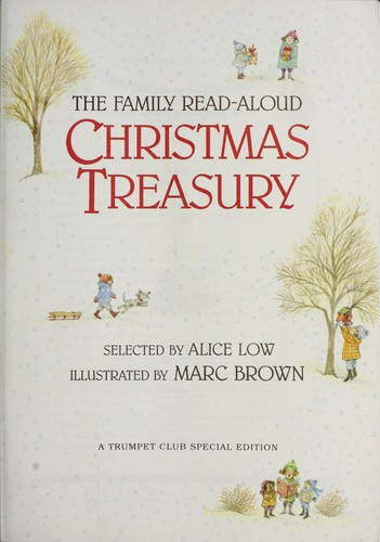 The Family Read-Aloud Christmas Treasury by