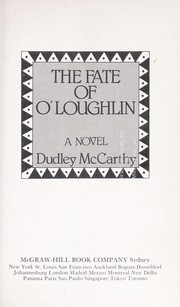 Cover of: The fate of O'Loughlin