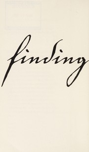 Cover of: Finding Lily | Richard Clewes