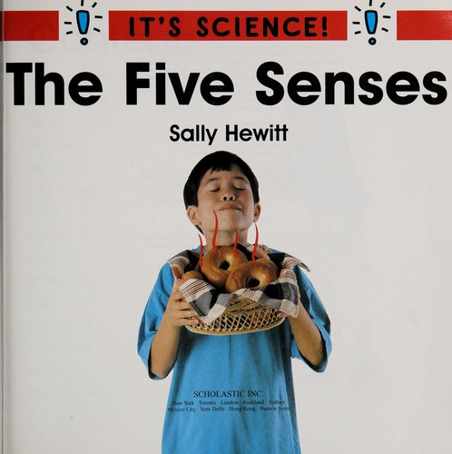 The five senses by Sally Hewitt