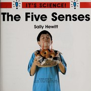 Cover of: The five senses | Sally Hewitt