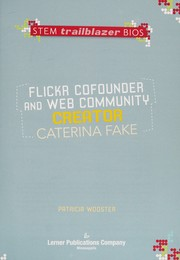 Cover of: Flickr cofounder and Web community creator Caterina Fake