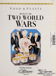 Cover of: Food & feasts between the two World Wars