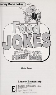 Cover of: Food jokes to tickle your funny bone | Linda Bozzo