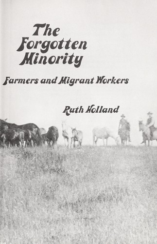 The forgotten minority by Ruth (Robins) Holland