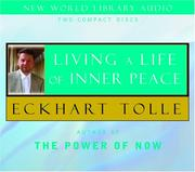 Cover of: Living a Life of Inner Peace