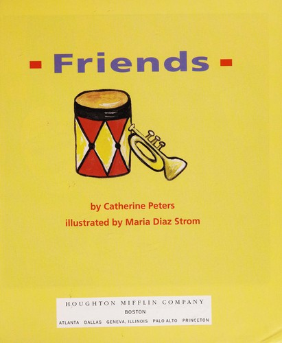 Friends by Catherine Peters