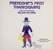 Cover of: Friendship's first Thanksgiving