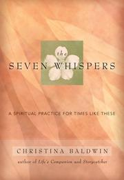 Cover of: The Seven Whispers | Christina Baldwin