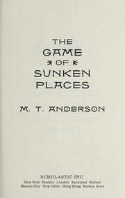 Cover of: The Game of Sunken Places
