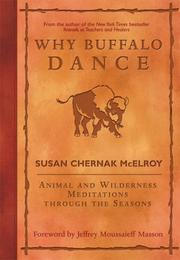 Cover of: Why Buffalo Dance | Susan Chernak McElroy