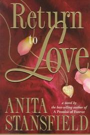 Cover of: Return to love: a novel