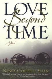 Cover of: Love beyond time: a novel
