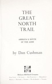 Cover of: The Great North Trail