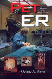 Cover of: Pet ER