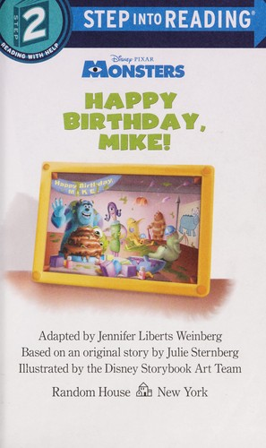 Happy birthday, Mike! by Jennifer Liberts