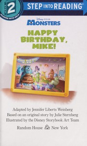 Cover of: Happy birthday, Mike! | Jennifer Liberts