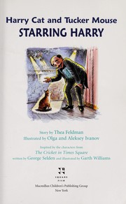 Cover of: Harry Cat and Tucker Mouse