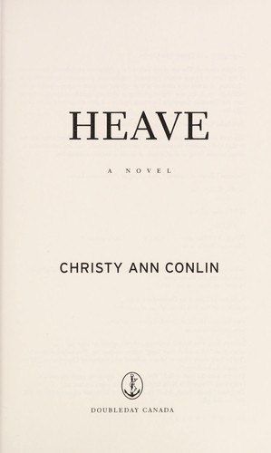 Heave by Christy Ann Conlin