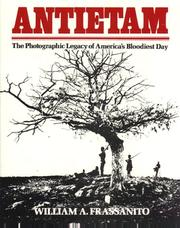 Antietam by William A. Frassanito