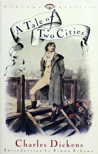 A tale of two cities by Nancy Holder