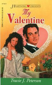 Cover of: My Valentine (Heartsong Presents #211)