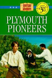 Cover of: Plymouth Pioneers (The American Adventure #2)