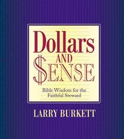 Cover of: Dollars and sense