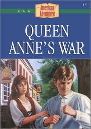 Cover of: Queen Anne's War (The American Adventure #5)