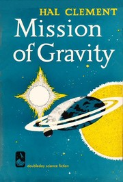 Cover of: Mission of gravity