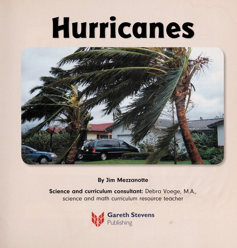 Hurricanes by Jim Mezzanotte