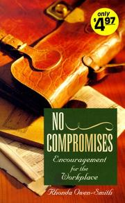 Cover of: No compromises