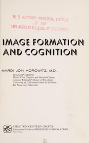 Cover of: Image formation and cognition