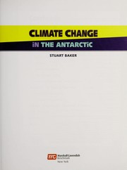 Cover of: In the Antarctic | Stuart Baker