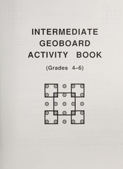 Cover of: Intermediate geoboard activity book | Learning Resources