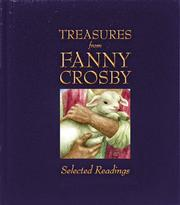 Cover of: Treasures from Fanny Crosby