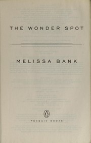 Cover of: The wonder spot