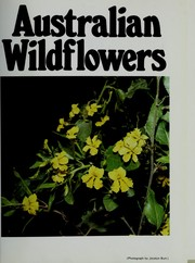 Cover of: Australian wildflowers |
