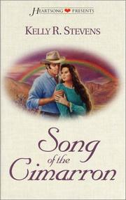 Cover of: Song of the Cimarron (Heartsong Presents #304) | Kelly R. Stevens