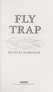 Cover of: Fly trap | Frances Hardinge