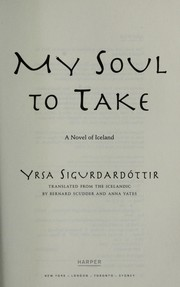 Cover of: My soul to take