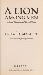 Cover of: A lion among men