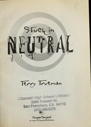 Cover of: Stuck in neutral | Terry Trueman