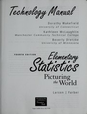 Cover of: The minitab manual | Dorothy Wakefield